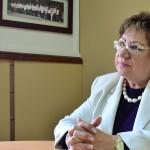 Explica alcaldesa de Pátzcuaro reunión con Templarios