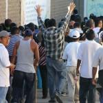 Maestros vandalizan oficinas de SNTE en Oaxaca