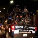 Gendarmería se traslada a Valle de Bravo
