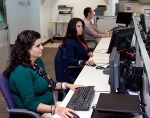Oficina computadoras