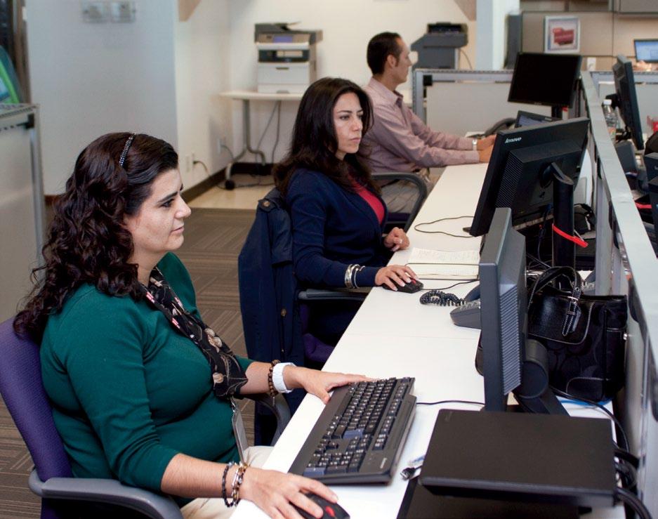 Autoridades siempre conectadas sin contaminar sitio for Computadoras para oficina
