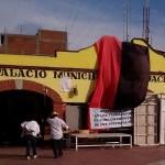 Paran labores trabajadores de San Jacinto Amilpas, Oaxaca