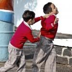 Piden a familias ayudar a combatir el bullying