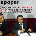 Zapopan inicia proyecto de ciudad inteligente con IBM