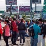 Maestros de CNTE liberan acceso a aeropuerto de Oaxaca