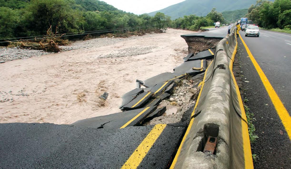 Buenas prácticas en mitigación de desastres