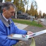 Gasta alcalde de Alaska 7 mil dólares para evitar multa de 500 pesos