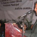Detienen a ex alcalde de Acuitzio por peculado