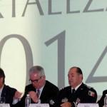 Examinan PGR e Interpol tácticas contra crimen en México