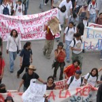 Pobladores de Atenco reactivan manifestaciones contra nuevo aeropuerto