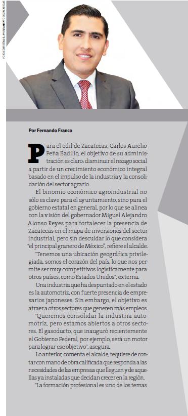 Carlos Aurelio Peña Badillo