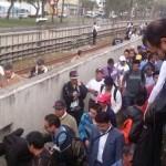 Denuncia el Metro sabotaje en sus instalaciones
