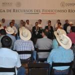 Destinan recursos para adultos mayores y amas de casa de Río Sonora