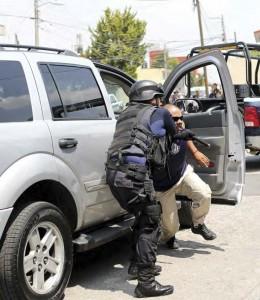Entrenamiento Seguridad Pública