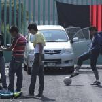 Estalla huelga en preparatorias y oficinas del IEMS