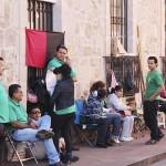 Estalla huelga de burócratas en Michoacán