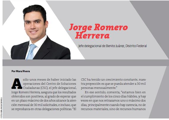 Jorge Romero Herrera