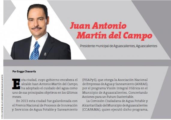 Juan Antonio Marín del Campo