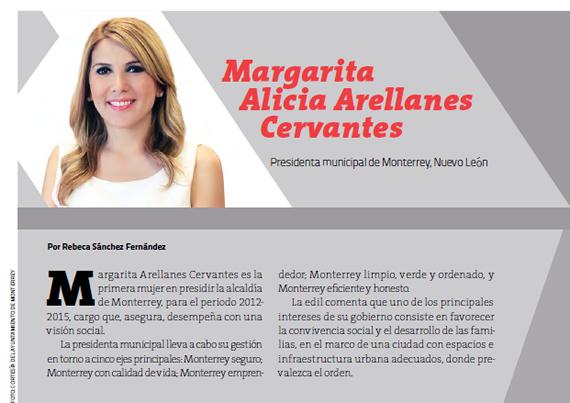 Margarita Alicia Arellanes Cervantes