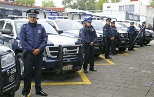 Patrullas y Elementos Seguridad Pública