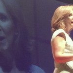 Premios Compartir reconoce a María Elena Morera como líder social