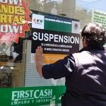 Profeco ha cerrado 764 casas de empeño en 2014