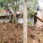Lluvias afectan municipios de Morelos y Jalisco