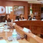 Alcaldes y presidentas del DIF Yucatán visitan ciudad de México