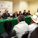 Otorgan recursos por 8 MDP a campesinos de Chiapas