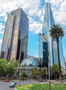 Centro Bursátil México