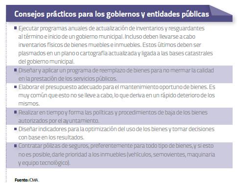 Consejos prácticos para los gobiernos y entidades públicas