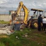 Desalojan a 40 familias de reserva ecológica en Texcoco