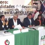 México, Perú y Argentina buscan desarrollo de comunidades rurales