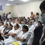 Exige SITYPS formalización de trabajadores de salud en Oaxaca