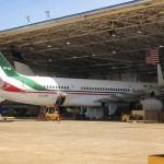 Llega a México nuevo Avión Presidencial
