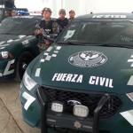 Presentan Fuerza Civil en Veracruz