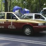 Adecuarán reglamento para taxis en el D.F.
