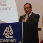 Sin confianza en instituciones: Coparmex