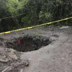 Suman 13 Fosas Clandestinas en Iguala