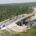 Flexibilizarán transporte en frontera con Belice
