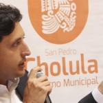 Alcalde de Cholula delega cobro de impuestos