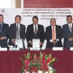 Guadalajara y COMCE fomentan exportaciones de MIPYMES