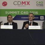 Cumbre Mundial de Alcaldes será en DF