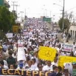 Inseguridad en Ecatepec descontrolada