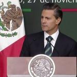 Anuncia Peña Nieto acciones en materia de justicia