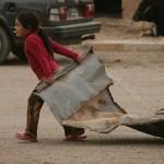 Niños enfrentan mayores riesgos en poblaciones marginadas