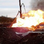 "Accidentes por ""ordeña"" de combustible en 2014"