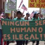 Alcaldes norteamericanos protegerán inmigrantes