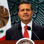 Popularidad de Peña Nieto sigue a la baja