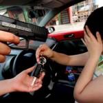 Los estados con más robo de vehículos